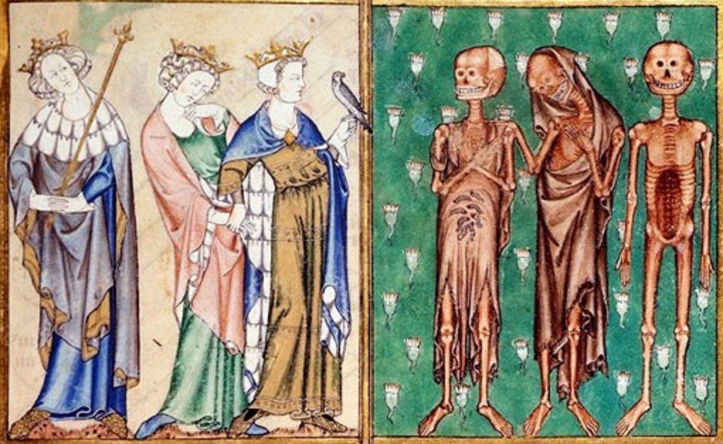 i revenants: gli zombi medievali