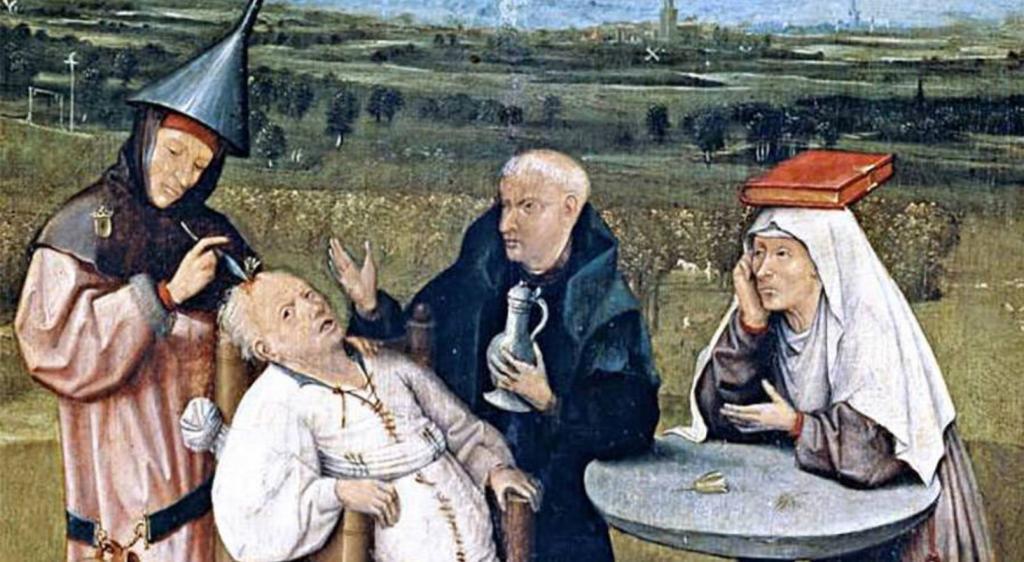 cure medievali discutibili