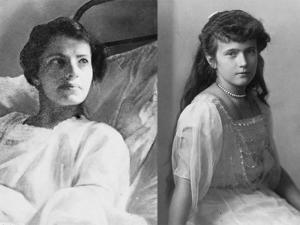 Anna Anderson a confronto con Anastasia