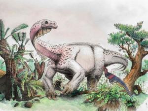 Ledumahadi Mafube nuova specie di dinosauro