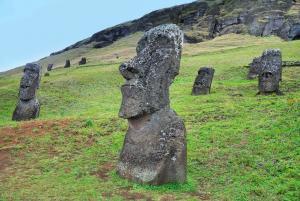 Moai Cile