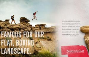 Lo slogan del Nebraska
