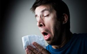 Raffreddore e starnuti