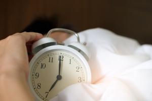 Sonno c'è una ragione per cui ti svegli alla stessa ora ogni notte
