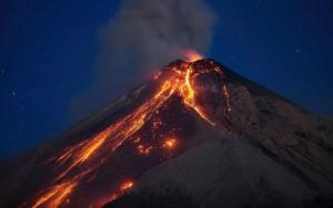Vulcani più pericolosi al mondo Fuego Guatemala