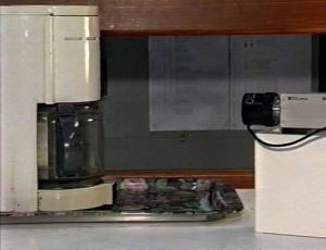 La webcam del caffè