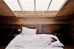 Cose sporche sul letto