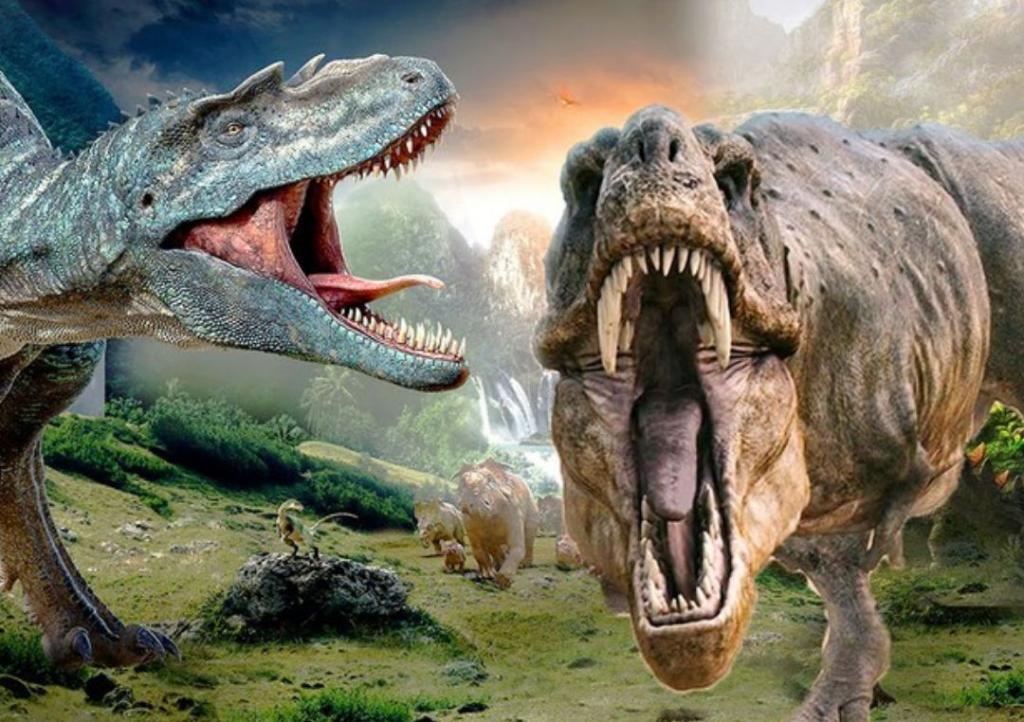 creature preistoriche spaventose che non erano dinosauri