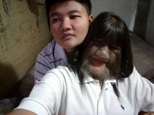 La donna più pelosa di sempre