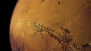 Marte, striature stagionali