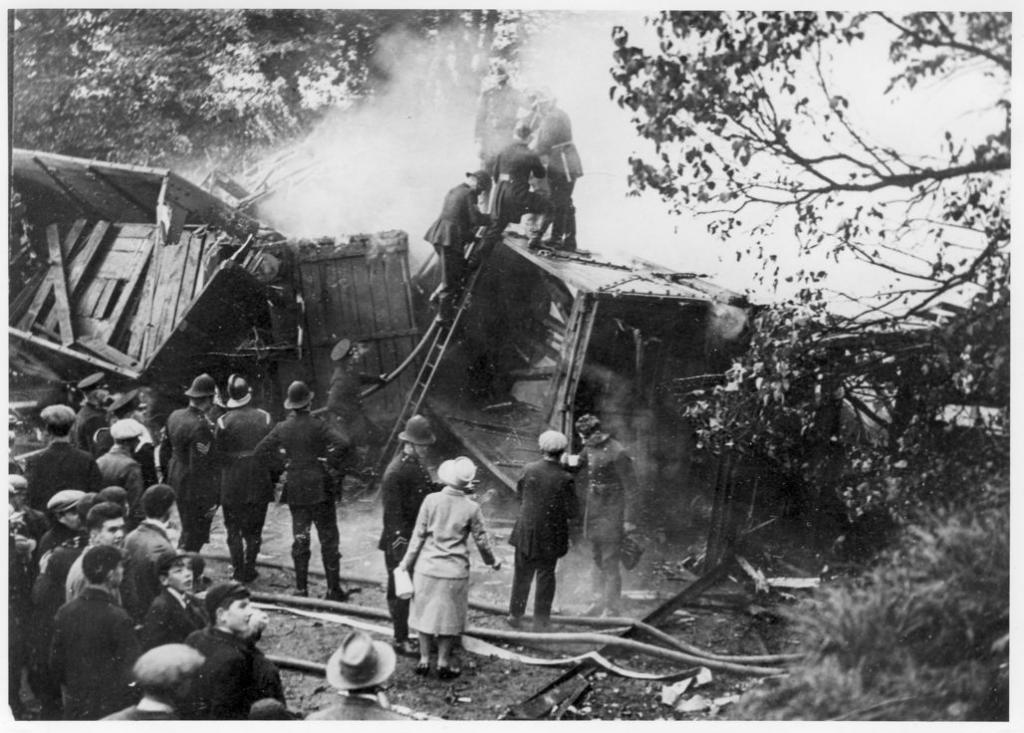 il disastro ferroviario di charfield
