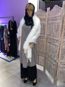 abiti moda islamica 2020