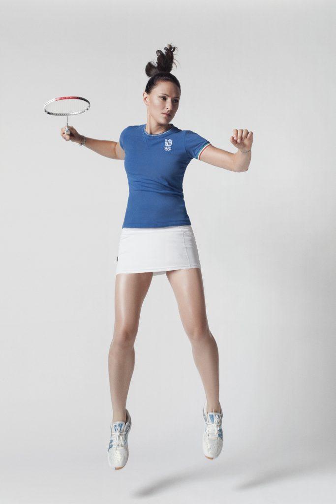 Alice Allegrini per ViviMoringa - Vitalint l'integratore naturale per lo sport