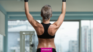 Pull Up l'esercizio per allenare spalle, schiena e non solo