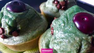 ricette al forno muffin dolci verdi
