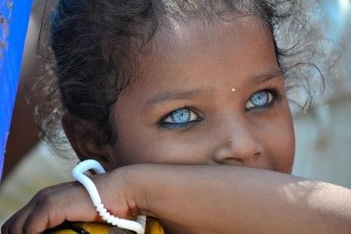 occhi piu belli al mondo