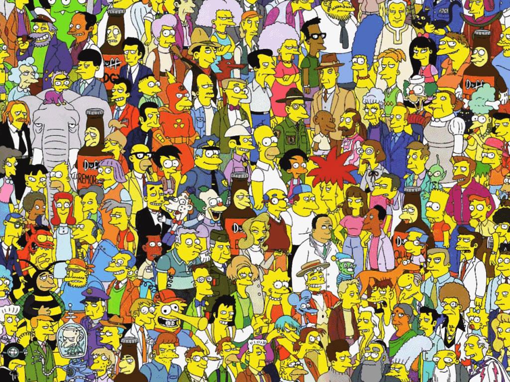 Ecco da dove vengono i personaggi dei simpson giornalettismo