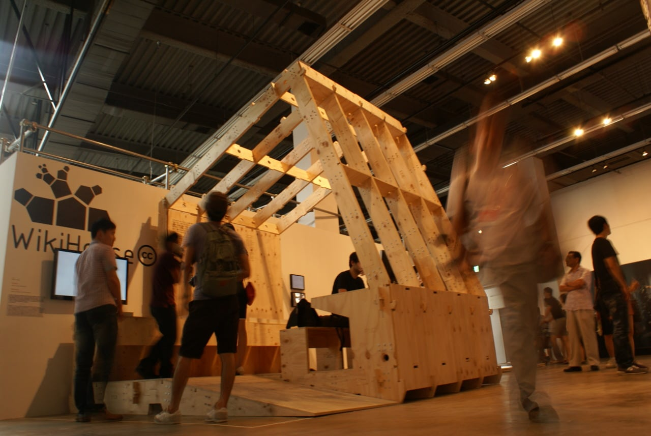 Wikihouse costruisciti da solo la tua casa ideale for Come costruire la tua casa