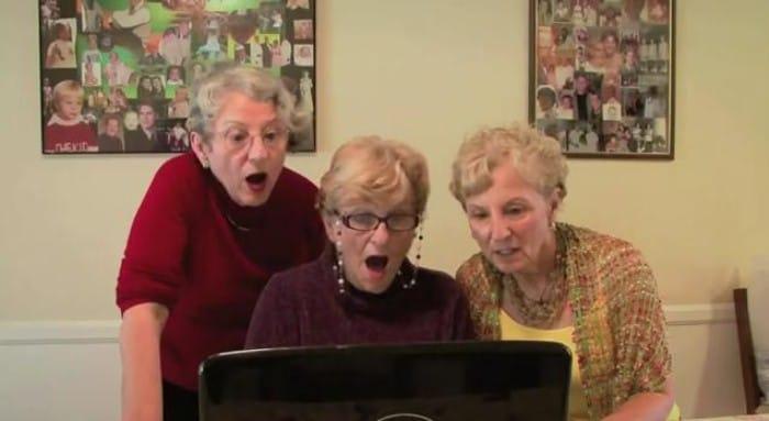 Video Porno Nonne