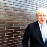 Boris Johnson segaiolo Erdogan
