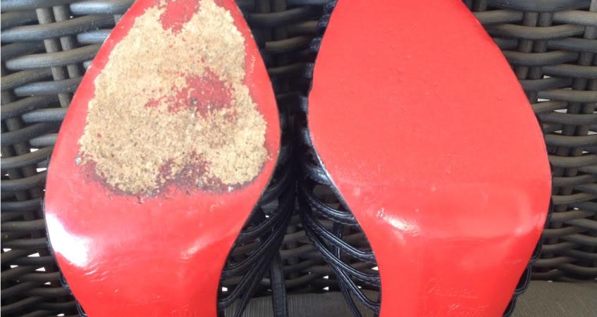 scarpe suola rossa louboutin