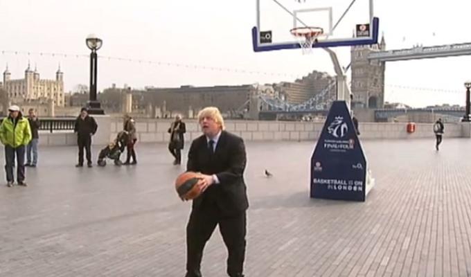 Boris Johnson segaiolo Erdogan