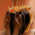 33 modi geniali per conservare le scarpe