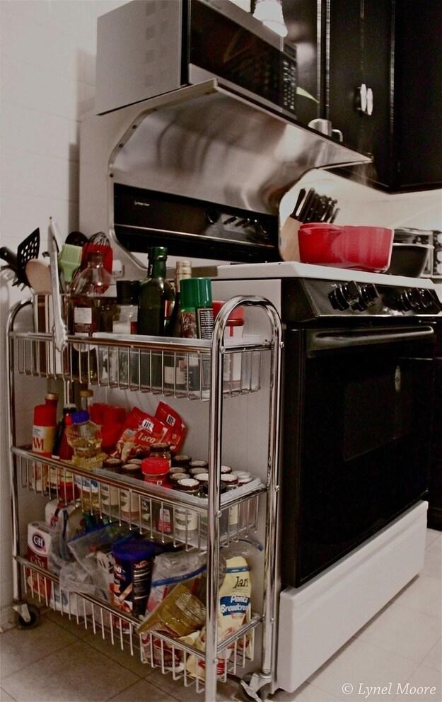 I 27 trucchi per ingrandire la tua cucina giornalettismo for Realizza la tua cucina