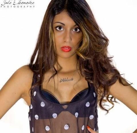 Miss Schio è troppo marocchina per essere bella ...