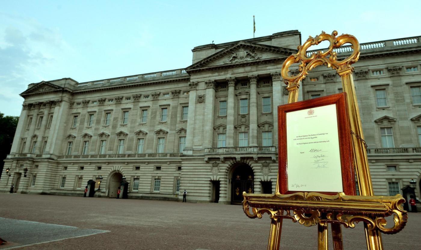 Londra, è nato il Royal baby