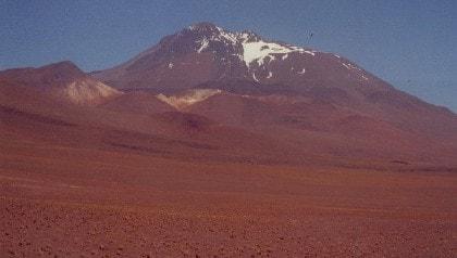 Vulcano  Llullaillaco (Fonte: Wikipedia)