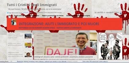 Tutti i crimini degli immigrati