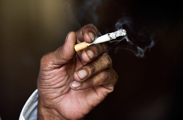 INDIA-HEALTH-TOBACCO