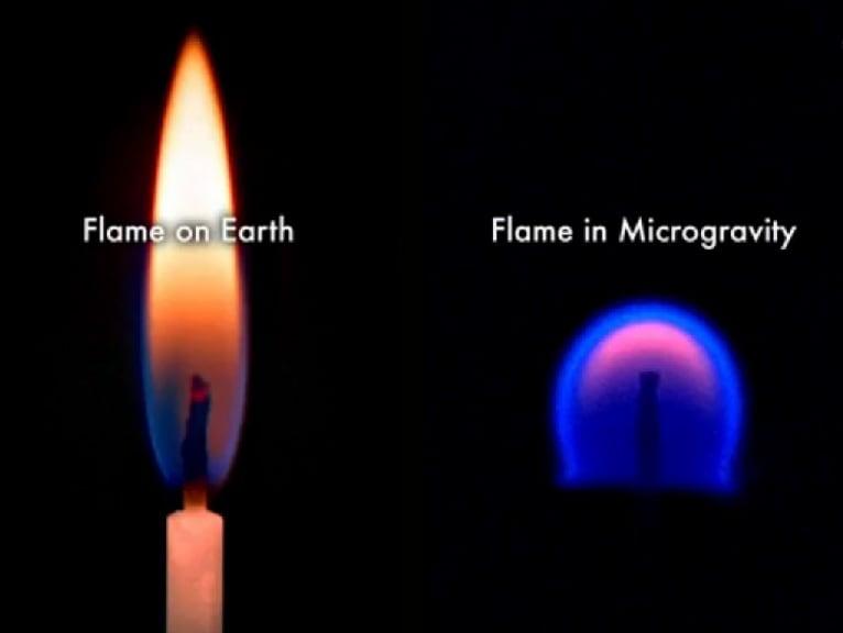 fuoco spazio 1