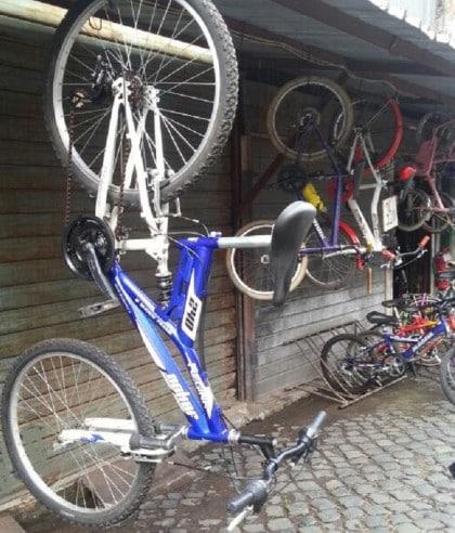 ladri bicilette roma 11