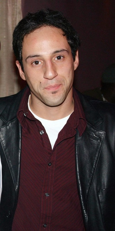 Lillo Brancato nel 2005 (Photocredit Lapresse)