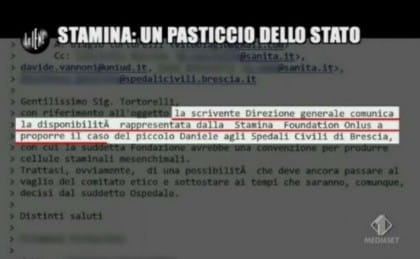 Le Iene Stamina 6