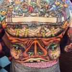 tatuaggi spettacolari