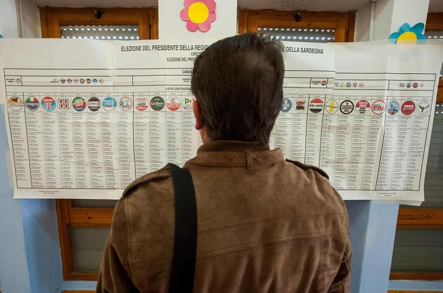Elezioni Regionali In Sardegna I Candidati Al Voto Giornalettismo