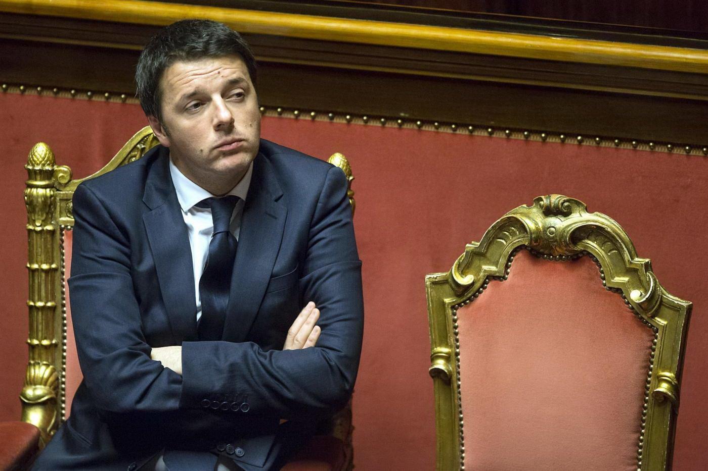 Perch il senato di renzi non ci porta in europa for Composizione della camera dei deputati