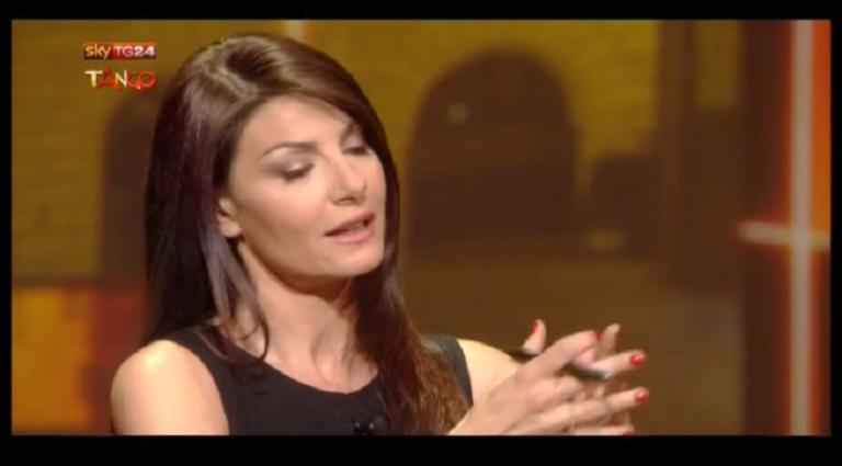 Ilaria D'Amico lascia la conduzione del prime time sportivo di Sky