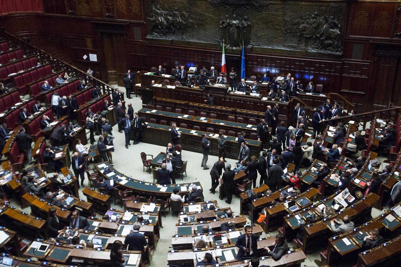 Taglio agli stipendi dei dipendenti del parlamento for Dipendenti camera dei deputati