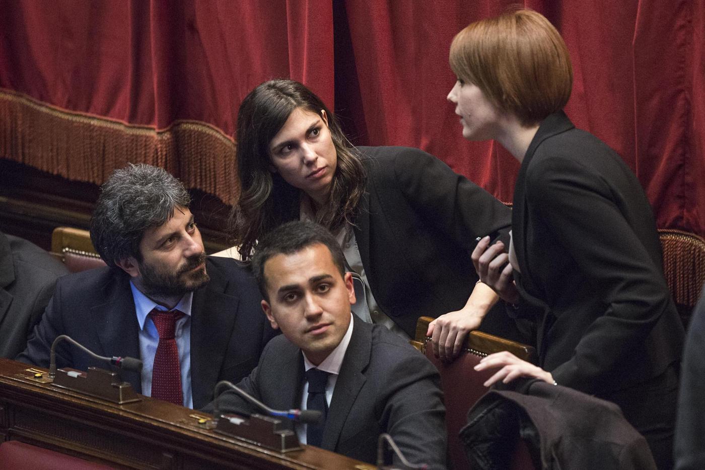 Movimento 5 stelle e la resa dei conti a rischio for Parlamentari 5 stelle elenco