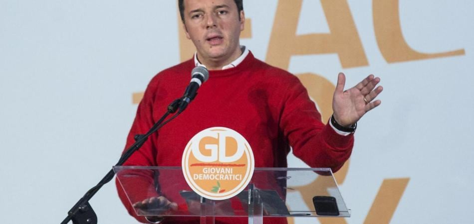 Renzi: «Tangentari all'amatriciana». E Amatrice protesta