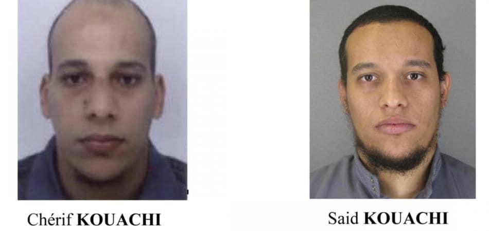 Charlie Hebdo: cosa sanno gli 007 francesi dei Fratelli Kouachi?