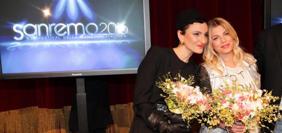 Festival di Sanremo 2015, le vallette