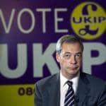 Nigel Farage, leader Ukip