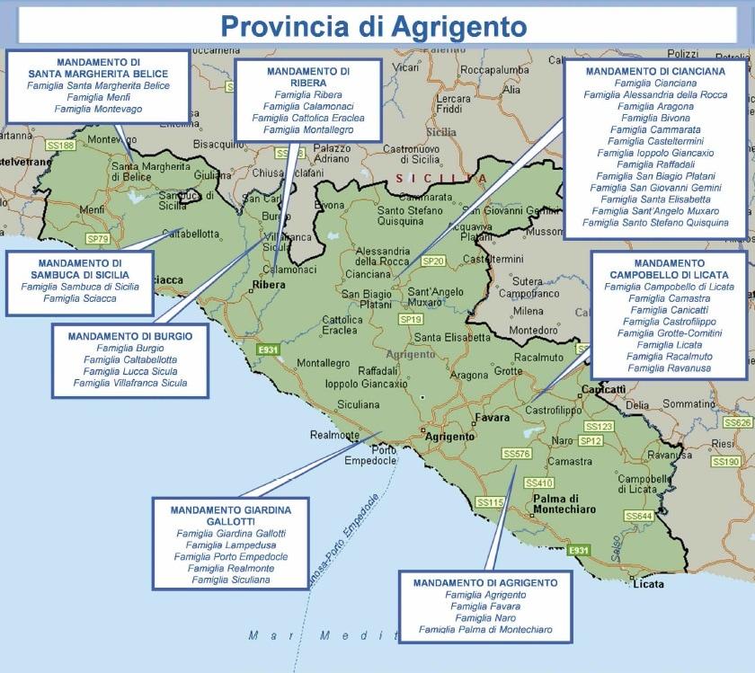 mappa mafia 03 agrigento