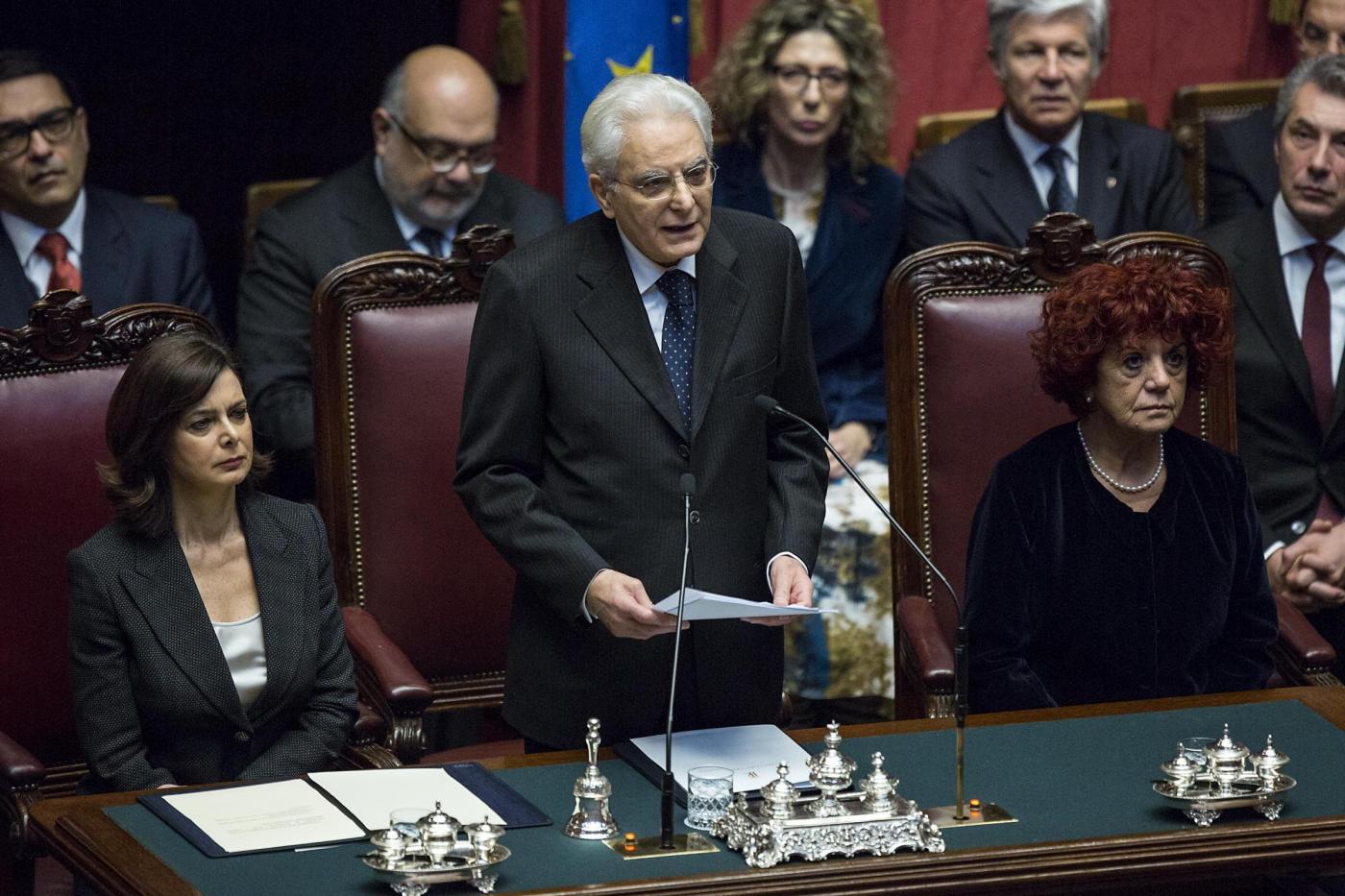 Discorso Camera Boldrini : Grr news eletti i presidenti delle camere u cbru eboldrini a