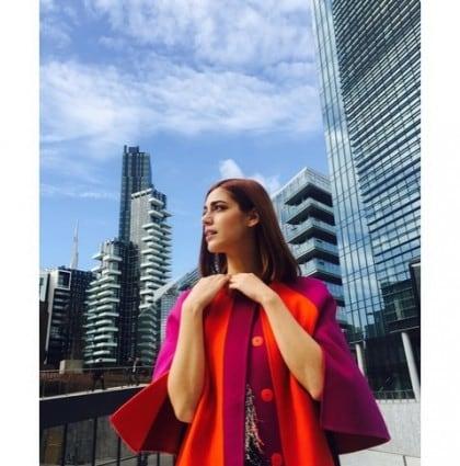 Miriam Leone Instagram